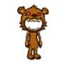 FrontierVille, Bear Costume.png