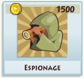 My Empirem, spy