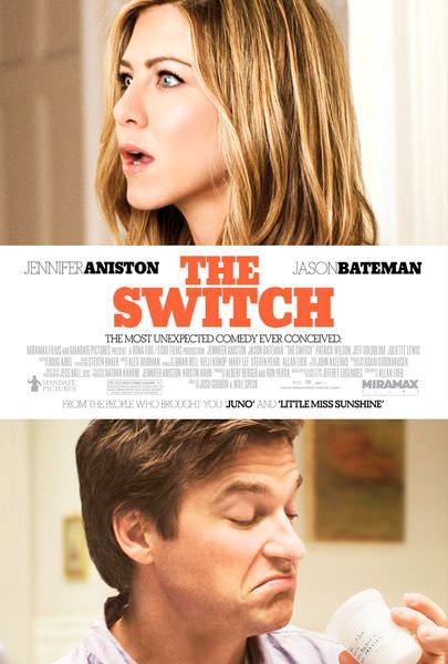 Movie, The Switch (精選完美男), 電影海報