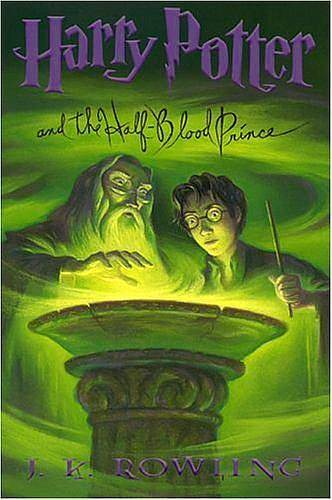 《Harry Potter and the Half-Blood Prince》