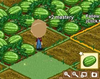 farmville, 農夫市場