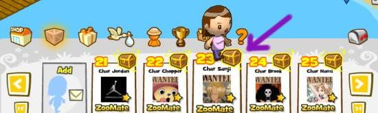 zoo world, treasure hunter