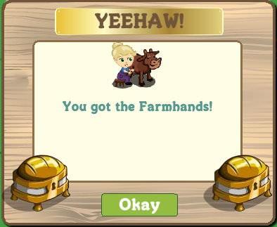farmvillem, mystery box