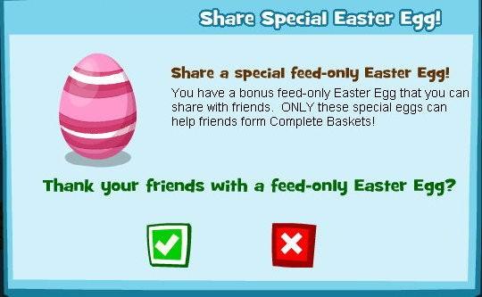 zoo world, easter egg