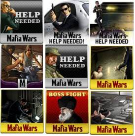 Mafia Wars 能拿經驗的訊息1