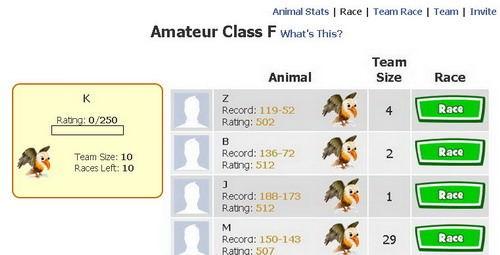 zoo world  race