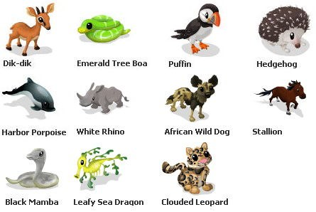 zoo world, breed