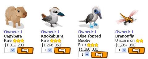 Zoo World 更新
