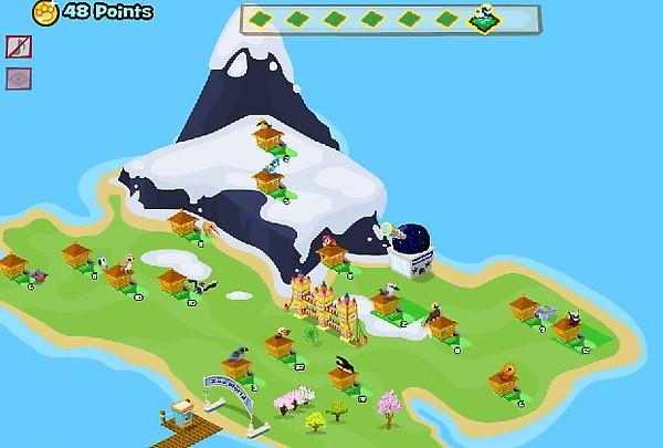 Zoo World 新Map