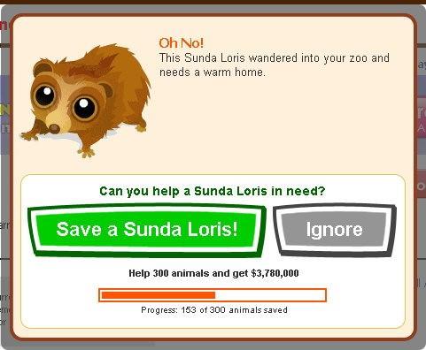Zoo World 走失動物1