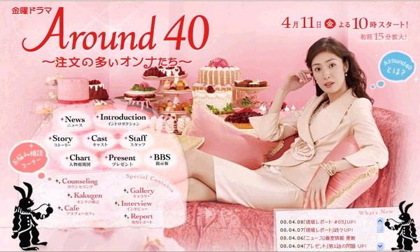 日劇《女人四十》