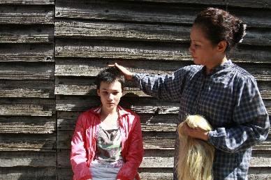 山上的理髮師