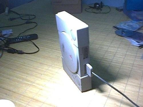 惡搞拍賣 晶片PS2主機1