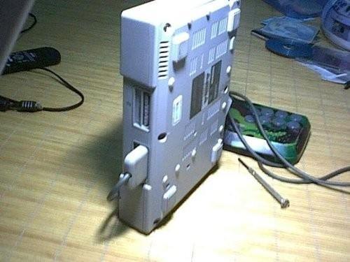 惡搞拍賣 晶片PS2主機2