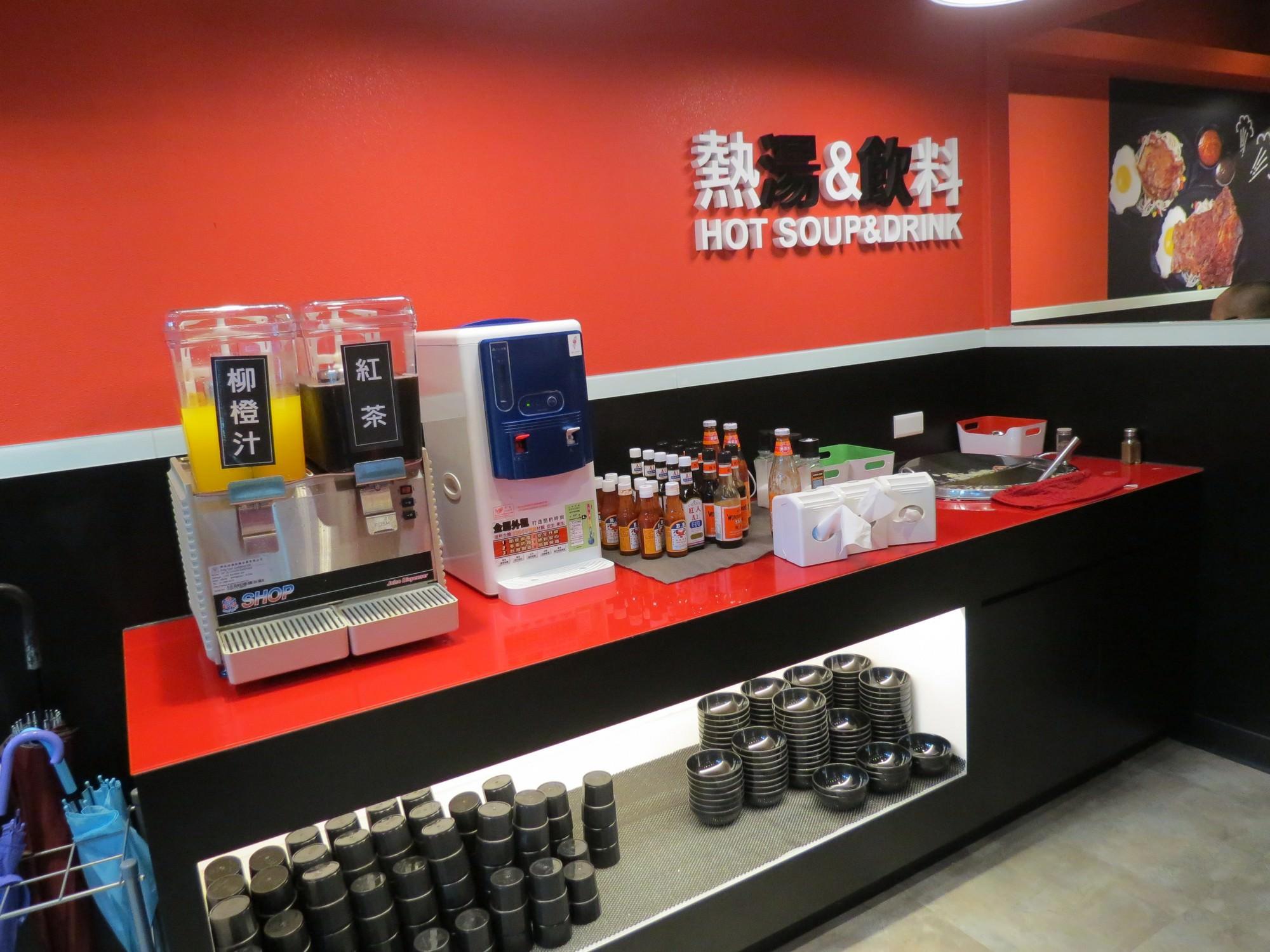 孫東寶台式牛排@南港店, 用餐環境