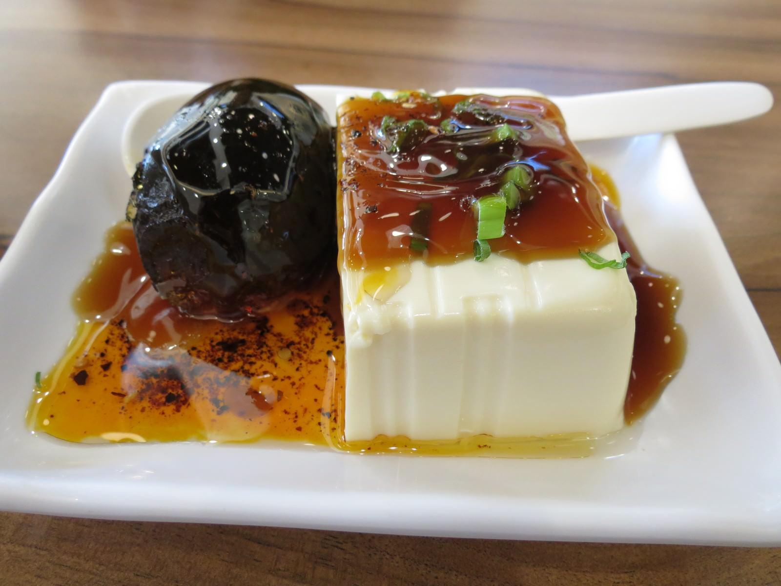 舌尖吧蘭州拉麵, 餐點