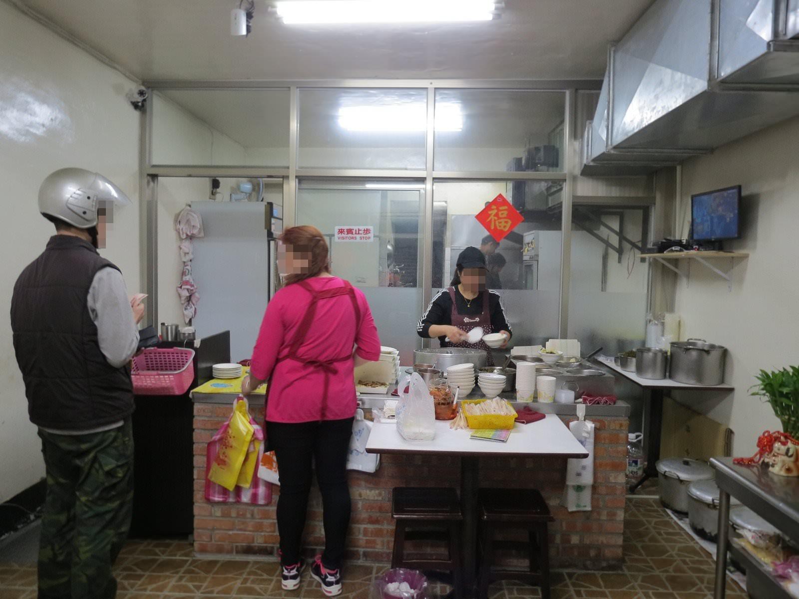 天天鮮排骨飯, 用餐環境