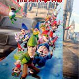 Movie, Sherlock Gnomes(英國.美國) / 糯爾摩斯(台) / 神探福爾摩侏(港) / 吉诺密欧与朱丽叶2:夏洛克·糯尔摩斯(網), 電影海報, 台灣