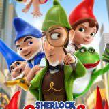 Movie, Sherlock Gnomes(英國.美國) / 糯爾摩斯(台) / 神探福爾摩侏(港) / 吉诺密欧与朱丽叶2:夏洛克·糯尔摩斯(網), 電影海報, 美國