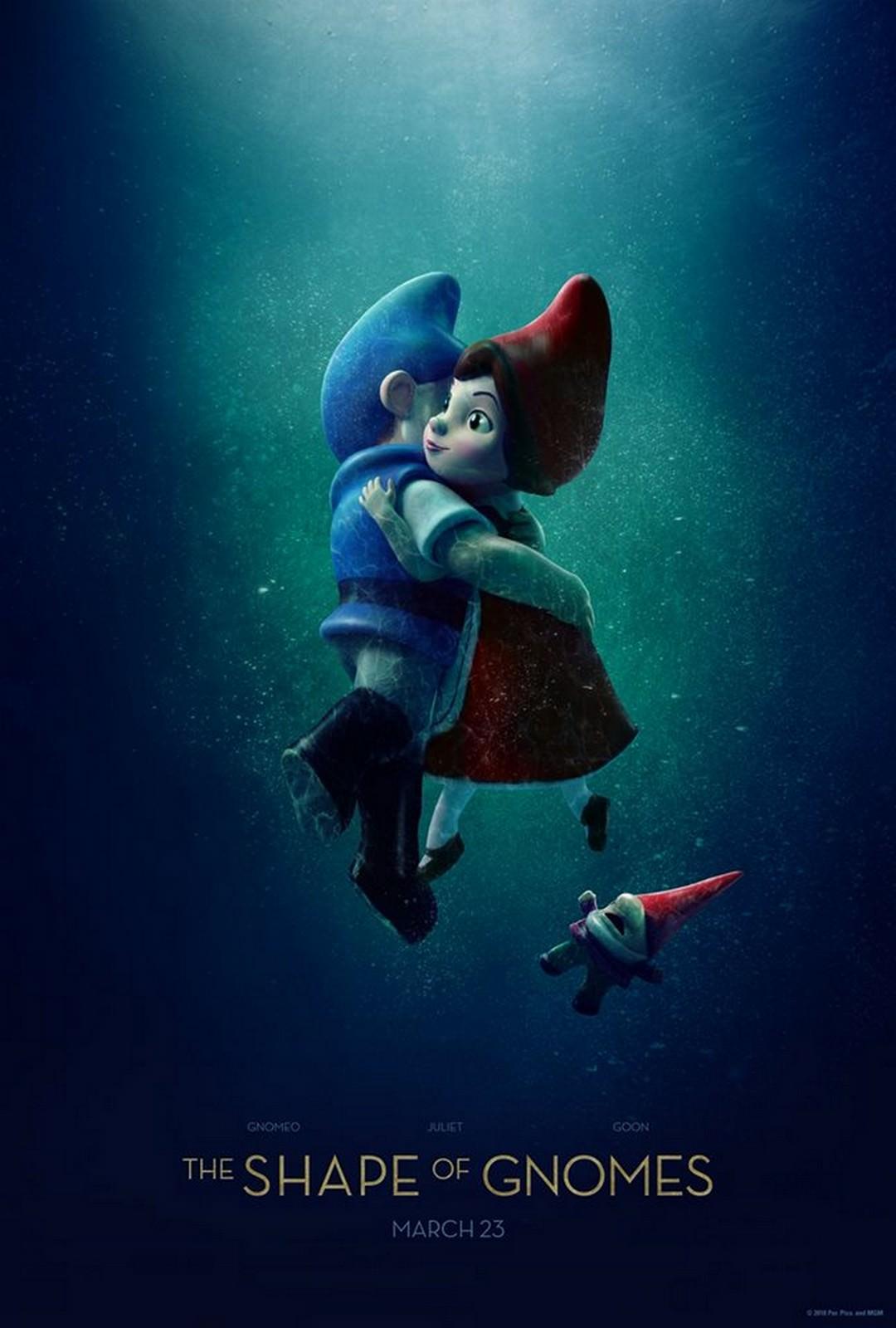 Movie, Sherlock Gnomes(英國.美國) / 糯爾摩斯(台) / 神探福爾摩侏(港) / 吉诺密欧与朱丽叶2:夏洛克·糯尔摩斯(網), 電影海報, 美國, 致敬
