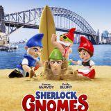 Movie, Sherlock Gnomes(英國.美國) / 糯爾摩斯(台) / 神探福爾摩侏(港) / 吉诺密欧与朱丽叶2:夏洛克·糯尔摩斯(網), 電影海報, 美國, 預告