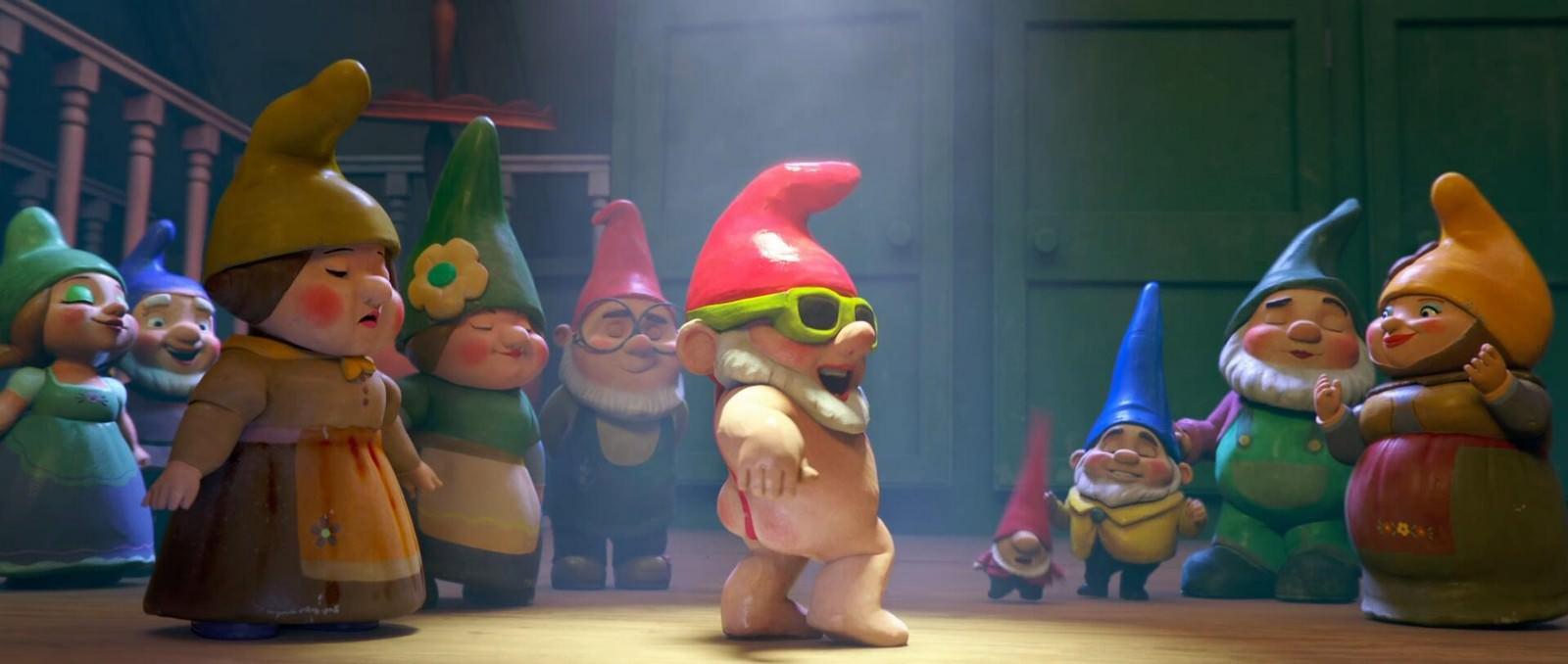 Movie, Sherlock Gnomes(英國.美國) / 糯爾摩斯(台) / 神探福爾摩侏(港) / 吉诺密欧与朱丽叶2:夏洛克·糯尔摩斯(網), 電影劇照