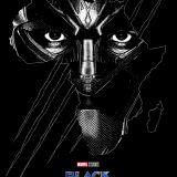 Movie, Black Panther(美國) / 黑豹(台.中.港), 電影海報, 美國