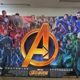 Movie, Avengers: Infinity War(美國) / 復仇者聯盟:無限之戰(台) / 复仇者联盟3:无限战争(中) / 復仇者聯盟3:無限之戰(港), 廣告看板, 日新威秀