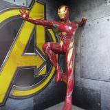Movie, Avengers: Infinity War(美國) / 復仇者聯盟:無限之戰(台) / 复仇者联盟3:无限战争(中) / 復仇者聯盟3:無限之戰(港), 廣告看板, 誠品武昌店