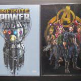 Movie, Avengers: Infinity War(美國) / 復仇者聯盟:無限之戰(台) / 复仇者联盟3:无限战争(中) / 復仇者聯盟3:無限之戰(港), 週邊, 資料夾