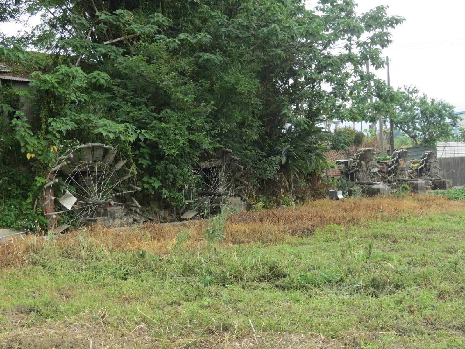 南山里老水車, 新竹縣, 關西鎮