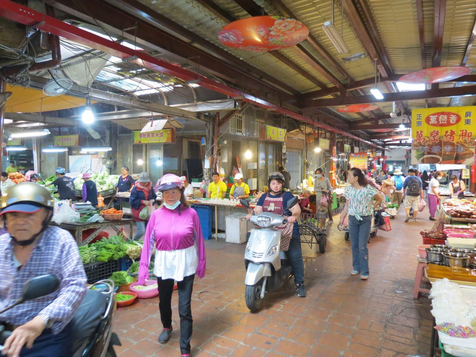 關西鎮公有零售市場, 新竹縣, 關西鎮