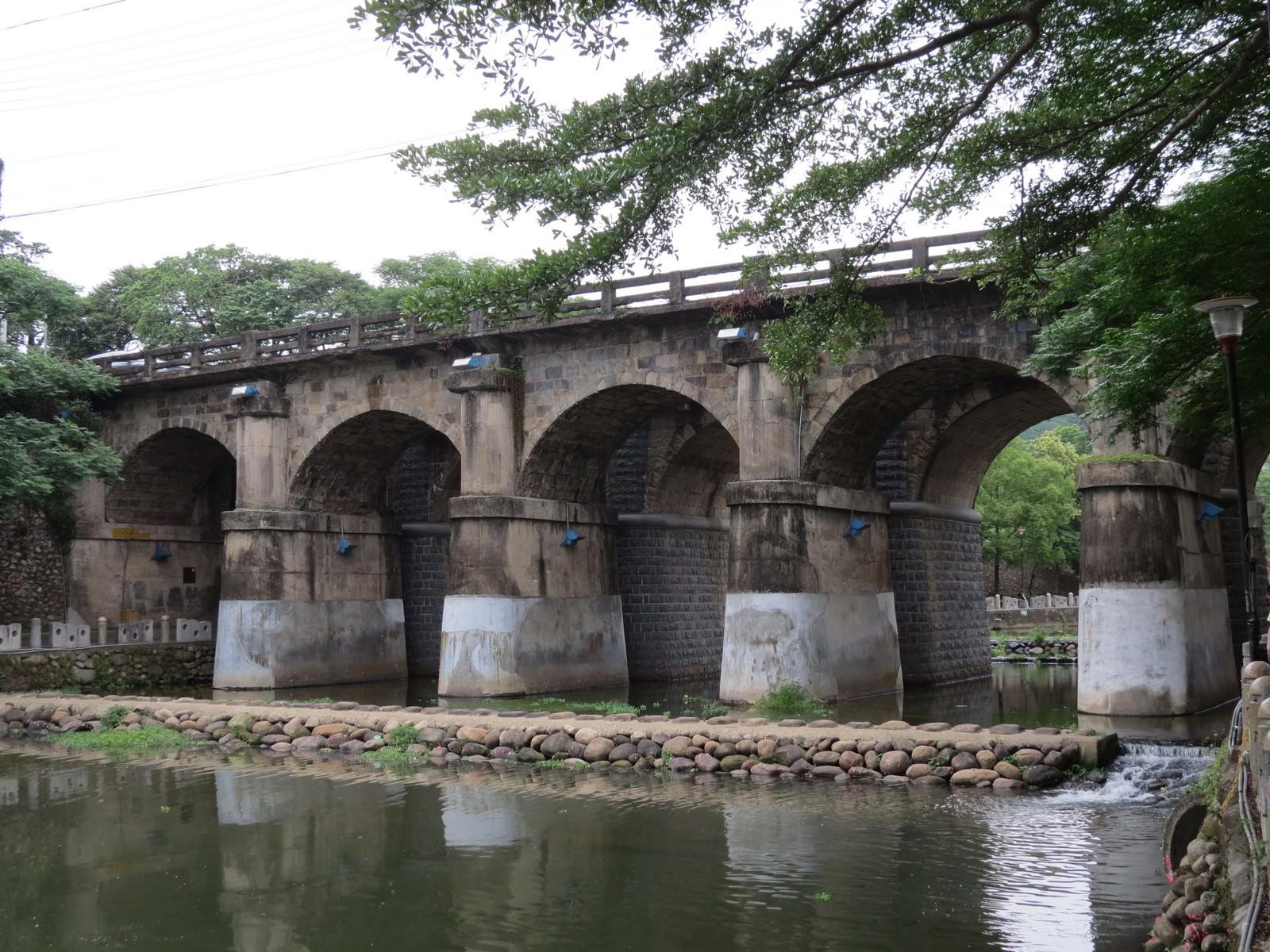 關西立夏小旅行, 東安古橋