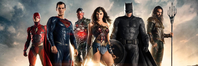 Movie, Justice League(美國) / 正義聯盟(台.港) / 正义联盟(中), 電影海報