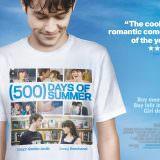 Movie, Days of Summer(美國) / 戀夏500日(台) / 心跳500天(港) / 和莎莫的500天(網), 電影海報, 英國, 橫版