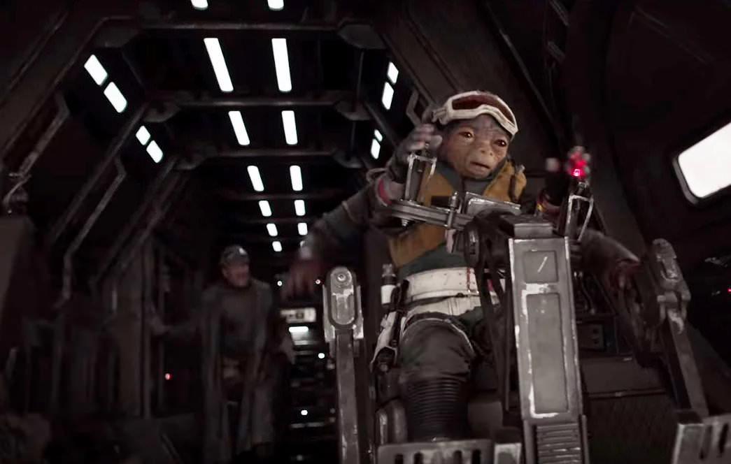 Movie, Solo: A Star Wars Story(美國) / 星際大戰外傳:韓索羅(台) / 游侠索罗:星球大战外传(中) / 韓索羅:星球大戰外傳(港), 電影劇照