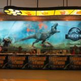 Movie, Jurassic World: Fallen Kingdom(美國) / 侏羅紀世界:殞落國度(台) / 侏罗纪世界2(中) / 侏羅紀世界:迷失國度(港), 廣告看板, 喜滿客京華影城