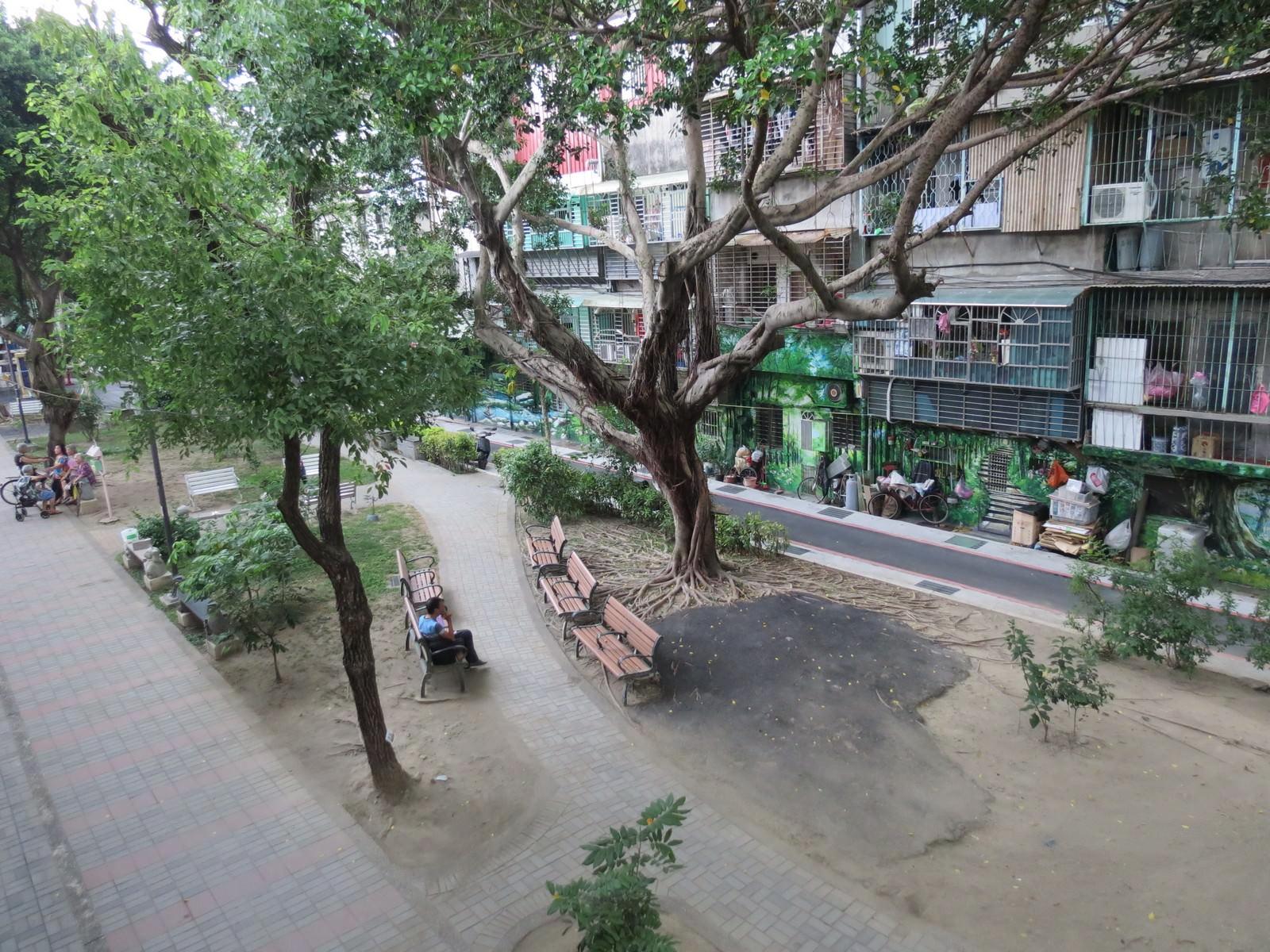 魔法森林慈生里彩繪巷, 新北市, 三重區