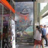 Movie, Jurassic World: Fallen Kingdom(美國) / 侏羅紀世界:殞落國度(台) / 侏罗纪世界2(中) / 侏羅紀世界:迷失國度(港), 廣告看板, 長春國賓