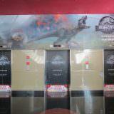 Movie, Jurassic World: Fallen Kingdom(美國) / 侏羅紀世界:殞落國度(台) / 侏罗纪世界2(中) / 侏羅紀世界:迷失國度(港), 廣告看板, 美麗華