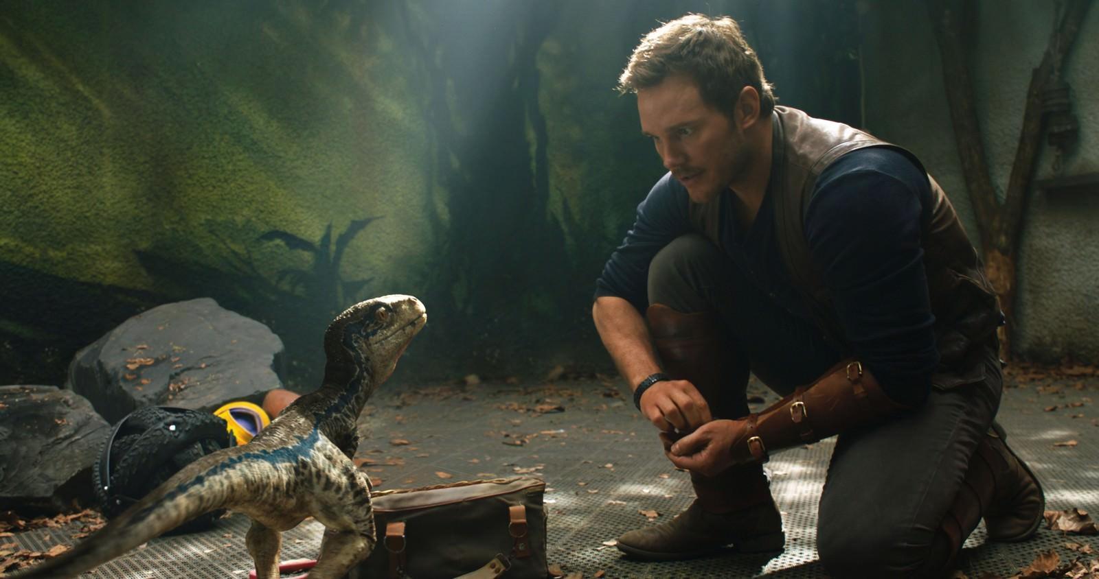Movie, Jurassic World: Fallen Kingdom(美國) / 侏羅紀世界:殞落國度(台) / 侏罗纪世界2(中) / 侏羅紀世界:迷失國度(港), 電影劇照