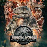 Movie, Jurassic World: Fallen Kingdom(美國) / 侏羅紀世界:殞落國度(台) / 侏罗纪世界2(中) / 侏羅紀世界:迷失國度(港), 電影海報, 美國
