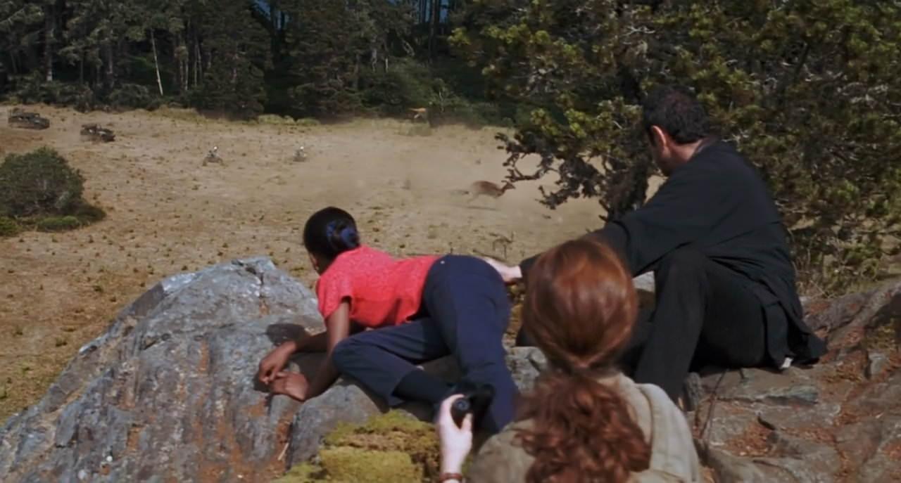 Movie, The Lost World: Jurassic Park(美國) / 侏羅紀公園:失落的世界(台) / 侏罗纪公园2:失落的世界(中) / 侏羅紀公園:迷失世界(港), 致敬彩蛋
