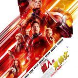Movie, Ant-Man and the Wasp(美國.英國) / 蟻人與黃蜂女(台) / 蚁人2:黄蜂女现身(中) / 蟻俠2:黃蜂女現身(港), 電影海報, 台灣