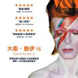 Movie, David Bowie Is Happening Now(英國, 2013) / 大衛‧鮑伊is…(台), 電影海報, 台灣