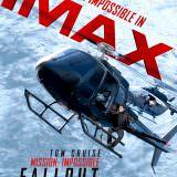 Movie, Mission: Impossible - Fallout(美國, 2018) / 不可能的任務:全面瓦解(台) / 碟中谍6:全面瓦解(中) / 職業特工隊:叛逆之謎(港), 電影海報, 美國, IMAX