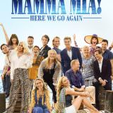 Movie, Mamma Mia! Here We Go Again(美國, 2018) / 媽媽咪呀!回來了(台) / 妈妈咪呀2(中) / 媽媽咪呀!開心再嚟(港), 電影海報, 美國