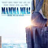 Movie, Mamma Mia! Here We Go Again(美國, 2018) / 媽媽咪呀!回來了(台) / 妈妈咪呀2(中) / 媽媽咪呀!開心再嚟(港), 電影海報, 美國, 預告