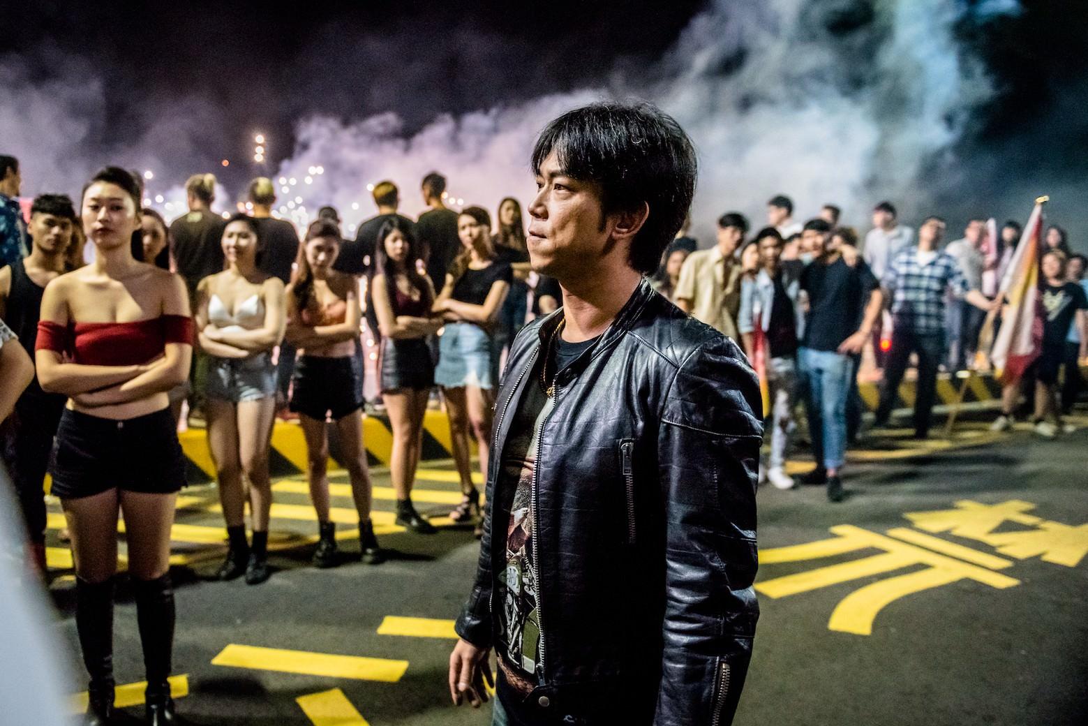 Movie, 鬥魚(台灣, 2018) / The Outsiders(英文), 電影劇照