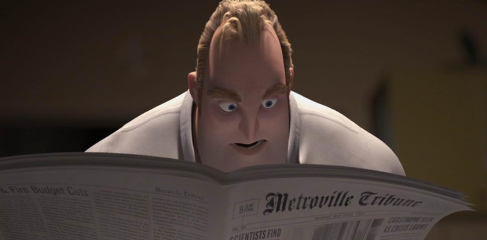 Movie, The Incredibles(美國, 2004) / 超人特攻隊(台) / 超人总动员(中) / 超人特工隊(港), 電影劇照